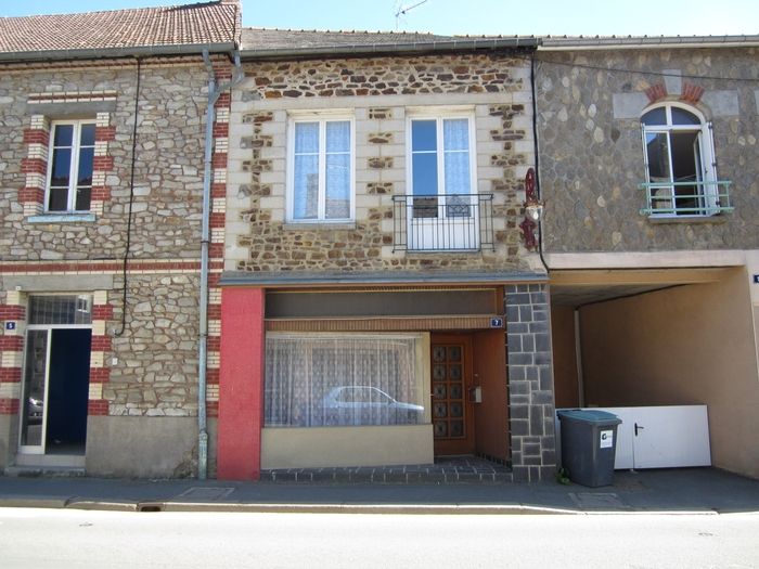 Maison de bourg r nover montreuil sur ille office - Office notarial saint philbert de grand lieu ...